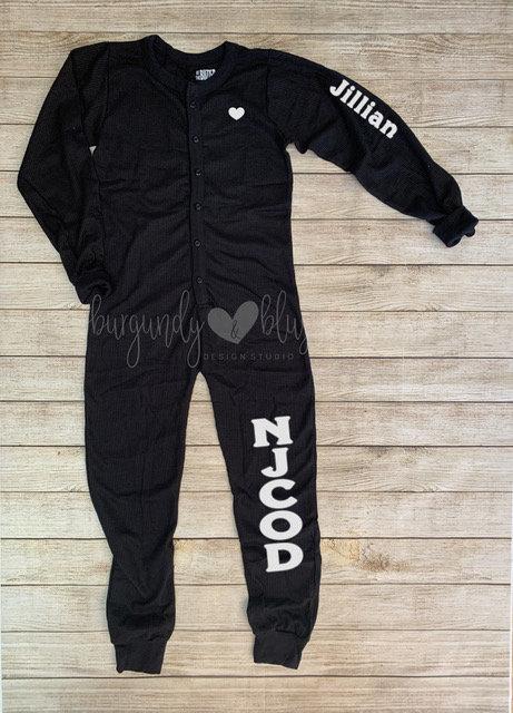 NJCOD Onesie Pajamas