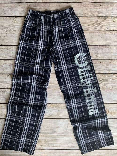 Adult Flannel Pants with Pockets