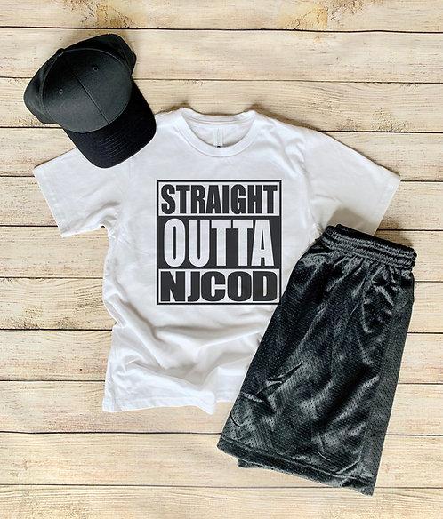 Straight Outta NJCOD T-Shirt