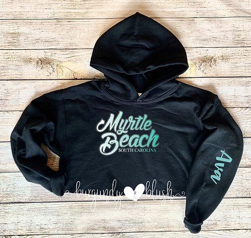 Studded Myrtle Beach Hoodie