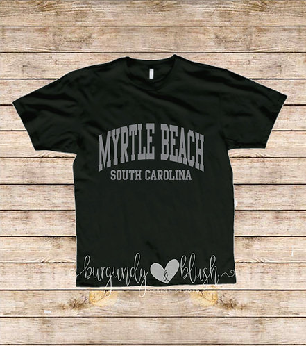 Unisex Myrtle Beach Nationals T-Shirt