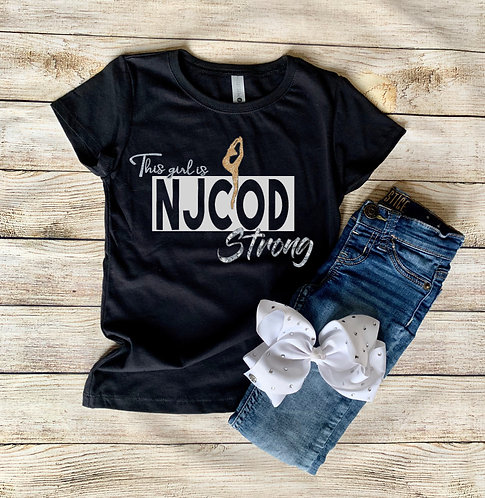 This Girl is NJCOD Strong
