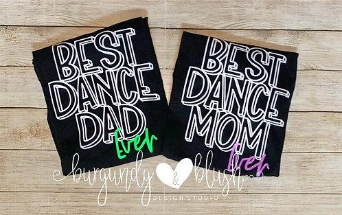 Unisex Dance Family T-Shirt