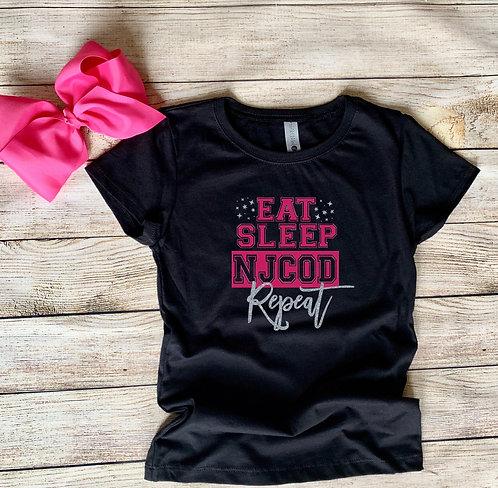 Eat Sleep NJCOD Repeat