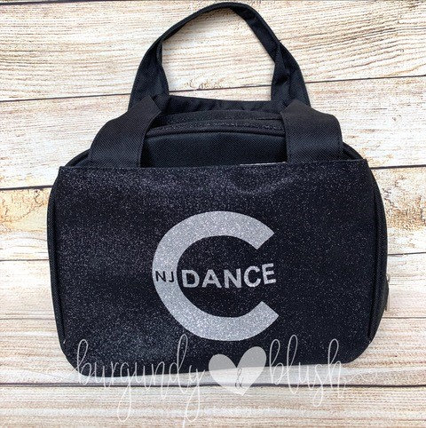 All Out Glitter Lunch Bag