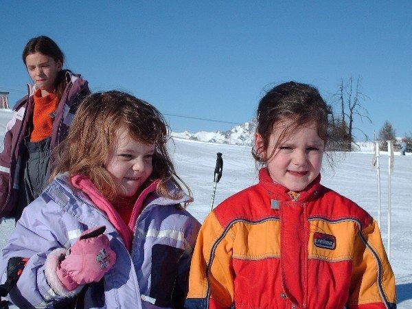 Ecole de ski 2007 Thyon