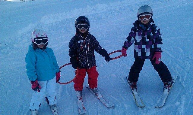 Camp de ski 2011 Visperterminen
