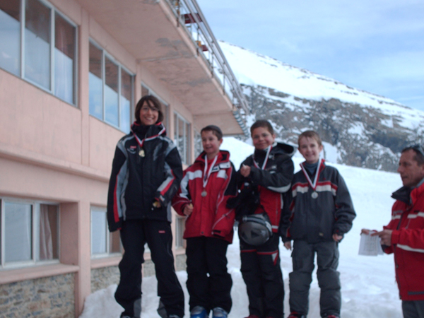 Camp de ski 2006 Loèche