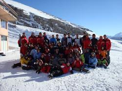 Camp de ski 2007 Loèche