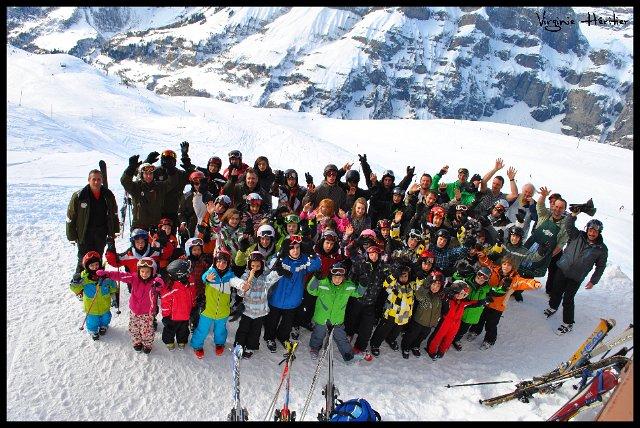 Camp de ski 2010 Loèche
