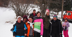 Concours ski 2013 - Ombrins