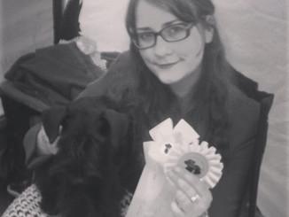 Zoe BIS-puppy in SWE