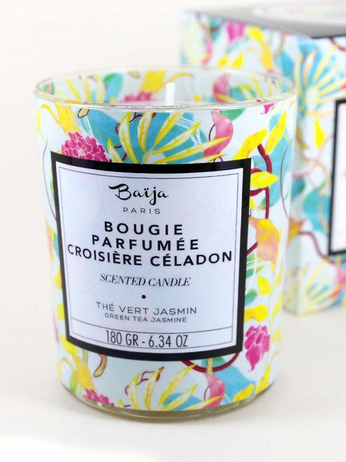 Bougie Croisière Celadon