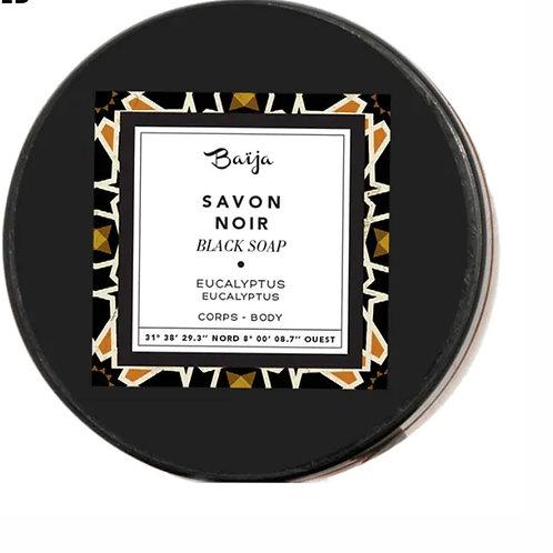 Savon Noir 50ml Baïja