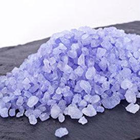 Sels de bain délicates violettes 100g