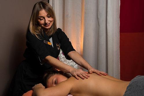 Massage Escale Bien-être 2h
