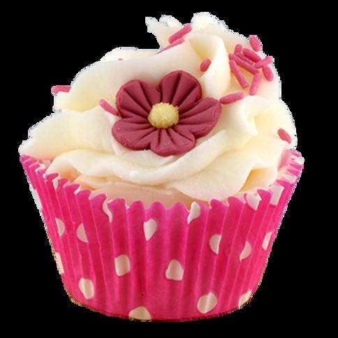 Triple cupcake Fraisy