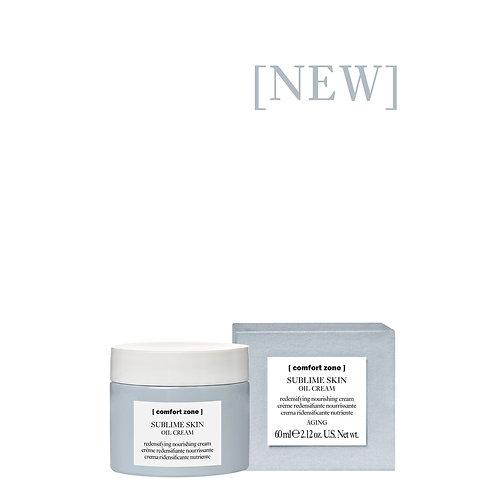 Sublime skin oil cream.