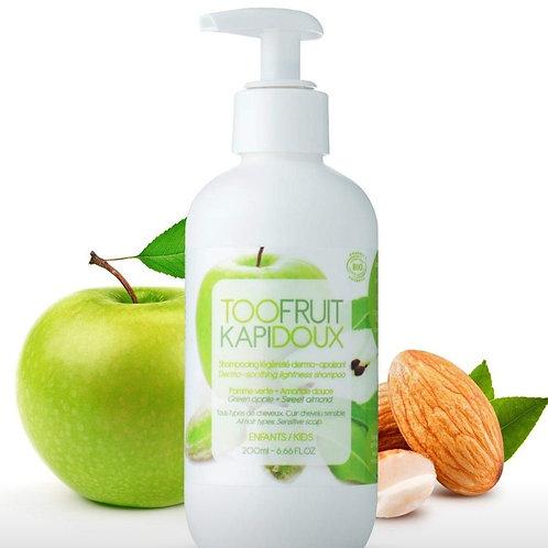 Kapidoux Shampoing Pomme verte/Amande