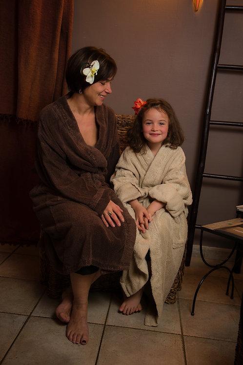 Massage enfant 45 minutes