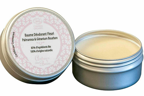 "Baume déodorant Fleuri ""Cosmos Organic"""
