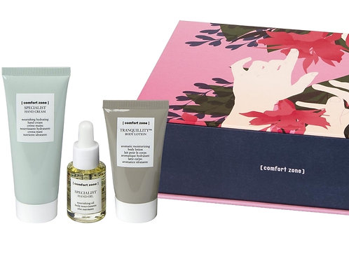 Coffret Hand and body♡