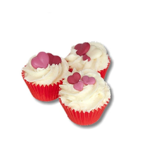 Mini cupcakecranberry