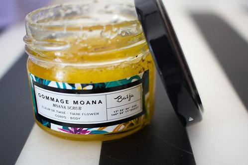 Gommage mini Moana