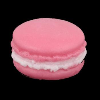 Macaron savon Pomme d'amour
