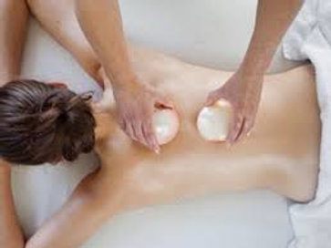 Massage aux coquillages 1h