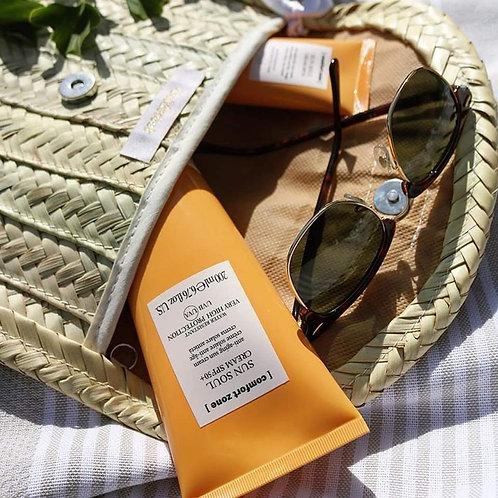 SUN SOUL FACE & BODY CREAM SPF 50+ crème solaire anti-âge