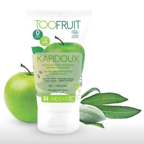 Kapidoux Baume Après-shampoing Pomme verte/Amande douce