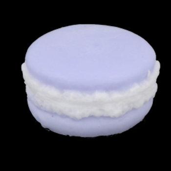Macaron savon à la violette