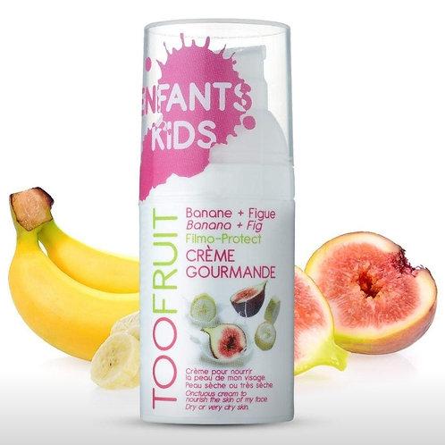 Crème gourmande Banane/Figue 30ml