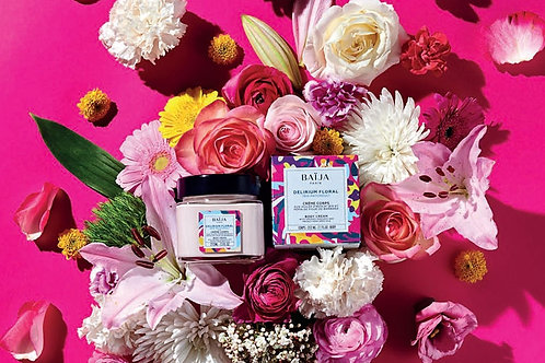 Crème corps 212ml delirium floral ( iris patchouli)
