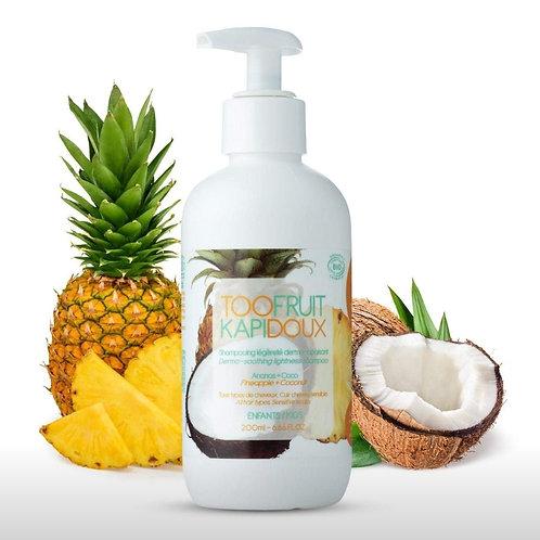 Kapidoux shampoing Ananas/coco