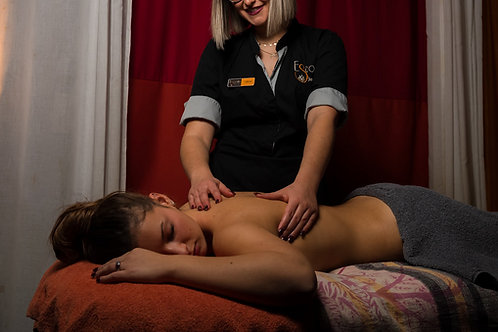 Massage du corps Baïja 30 minutes
