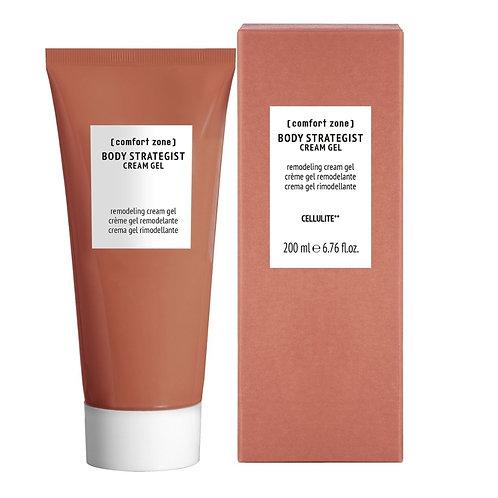 Body strategist cream gel