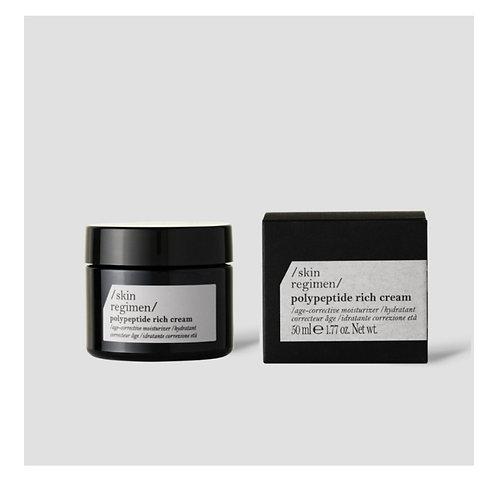Polypeptide Rich cream Skin regimen