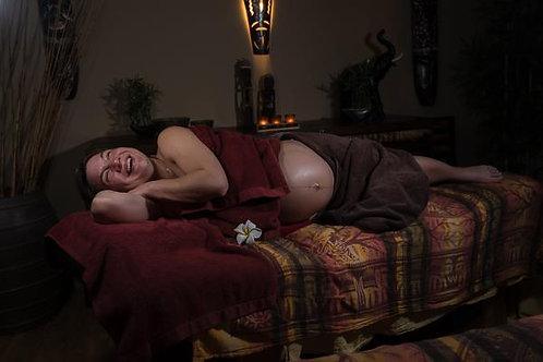 Massage femme enceinte 45 minutes
