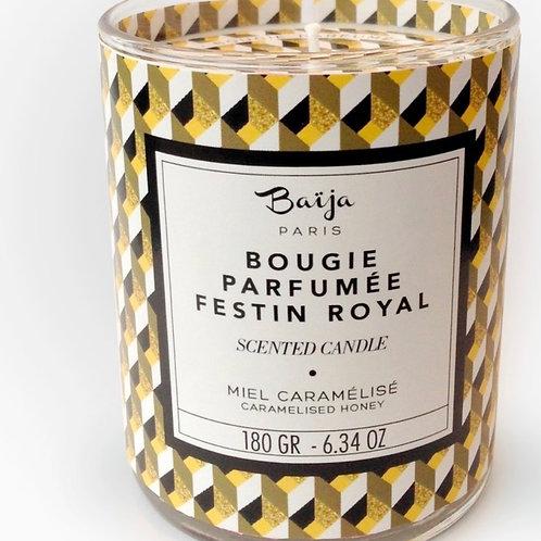 Bougie Festin royal