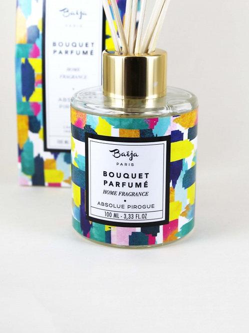 Bouquet parfumé rechargeable 120ml Absolute pirogue