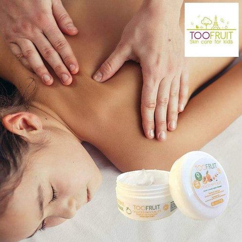 Baume de Massage Huile d'abricot ♡ 75ml