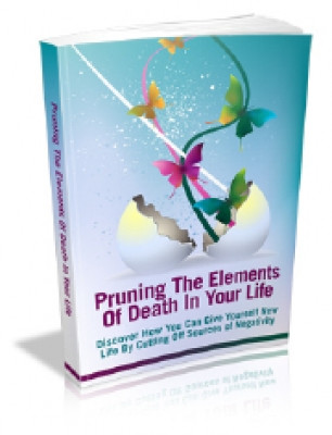 Book Cover Pruning the Elements of Death in Your Life eBook