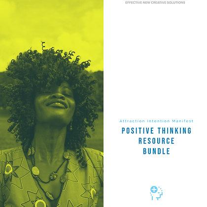 Positive Thinking Bundle