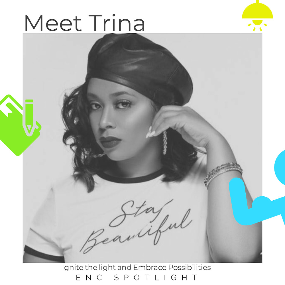 Fly Girl with Fibro, Trina Nicole, ENC Spotlight, Effective New Creative Solutions, www.enc.solutions