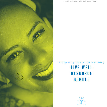 Live Well Bundle