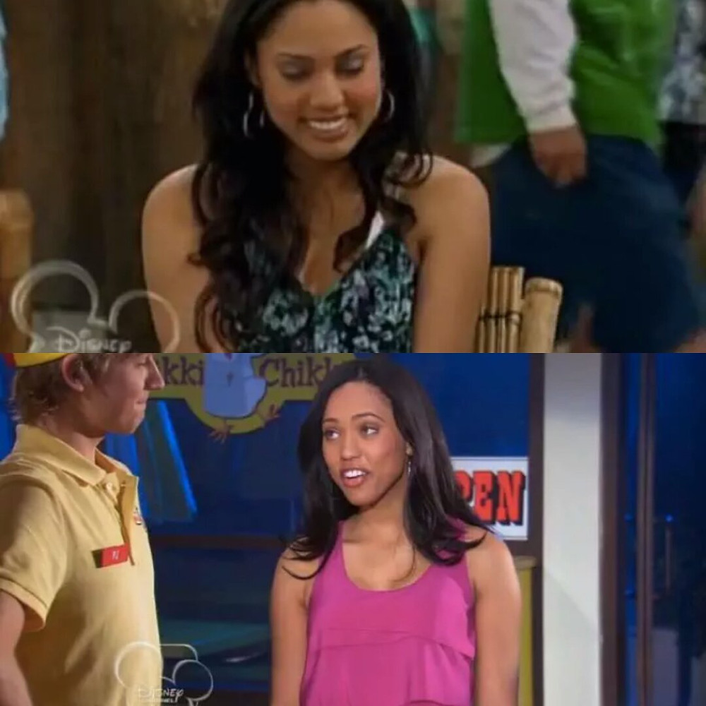 Ayesha Curry Hannah Montana