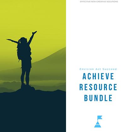 Achieve Resource Bundle