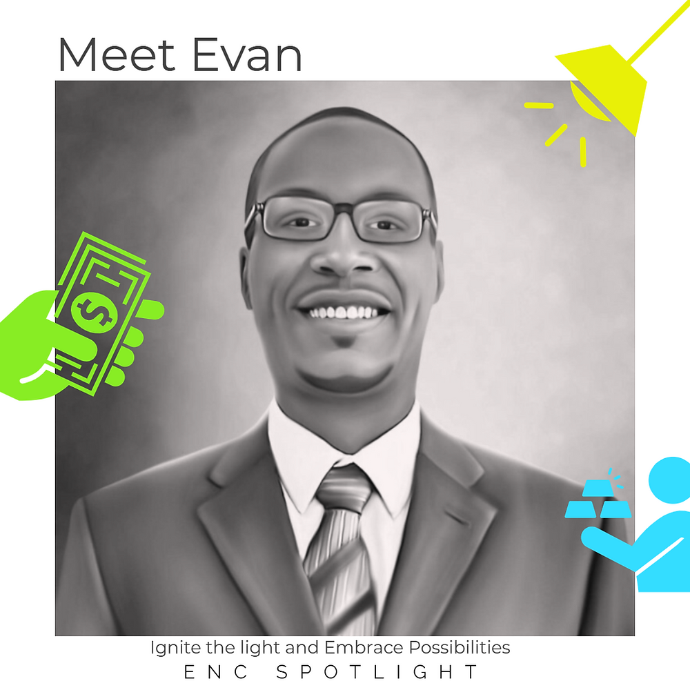 Evan Jefferson of ERGJ Enterprises